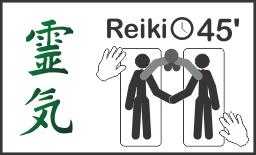 Reiki Duo45 verbinding